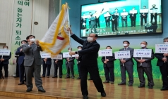 【2021 PRAYER AGAIN!】 제주와 광주에 이어 전주전북지역연합기도집회