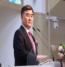 """""""은혜로운 동행"""" 예장합동 제106회 총회장 취임사"""